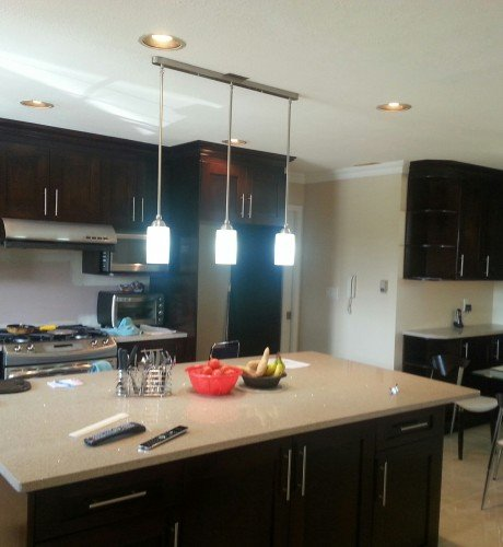 Kitchen Cabinets Surrey BC - Custom Kitchen Cabinets Vancouver ...